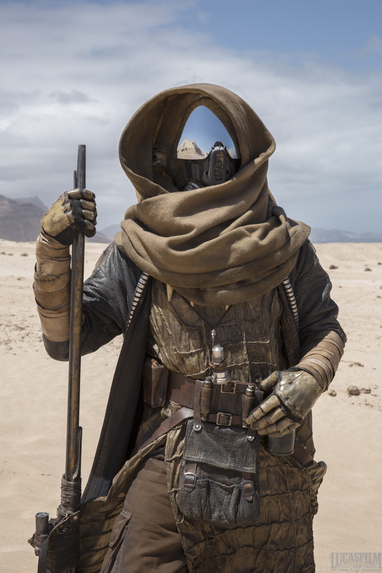 Solo, Star Wars, Enfys Nest Gang, John Wilson, Stills, Still, Unit, Photographer